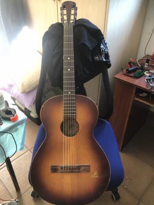 Guitarra Parlor Framus 1950