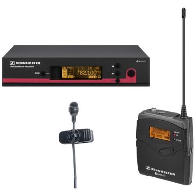 Sistema Inalambrico UHF Sennheiser EW 122 G3