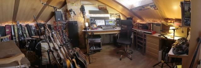 Estudio de grabación en Ciudad Real