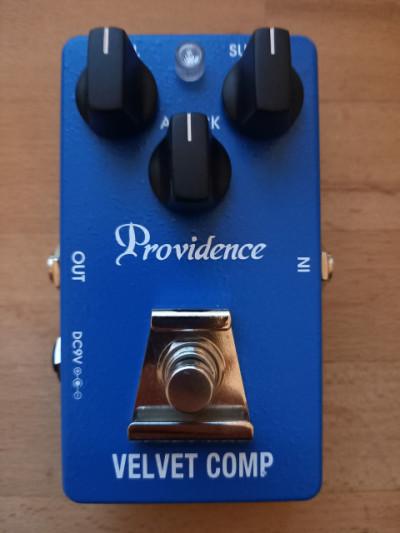 o cambio Providence Velvet Compressor