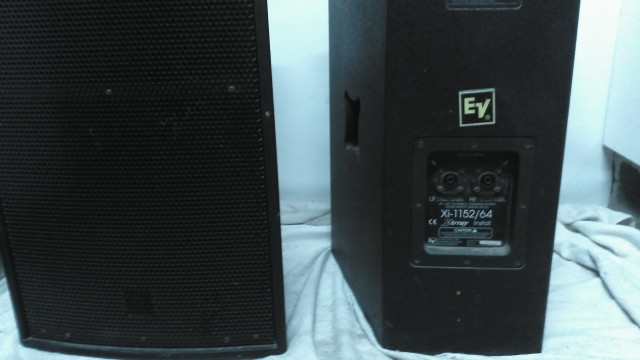 ALTAVOCES ELECTROVOICE Xi1152/64