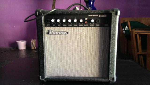 Ibanez GTA 15r Guitar Amp