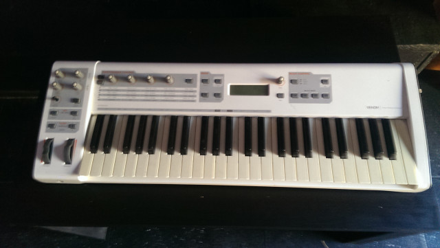 Venom  Keyboard