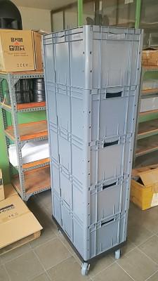 Fligh case alternativa caja plastico