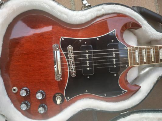 Gibson SG standart P90