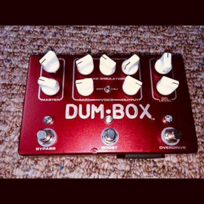 Retroman DumBox por Strat (entera o solo cuerpo)