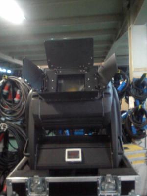 6 DTS ARC 1200 (City color) con flightcase y más material de iluminación
