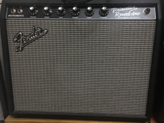Fender 65 Princeton Reverb + KOCH LB-120-II/8