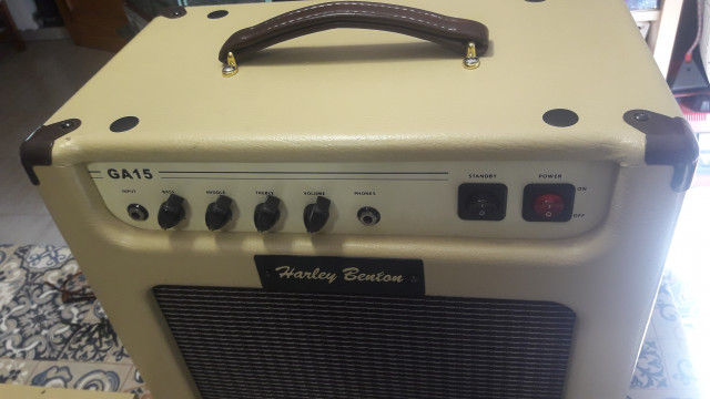 Harley Benton GA15