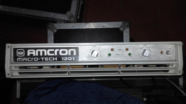 Amcron micro tech 1201