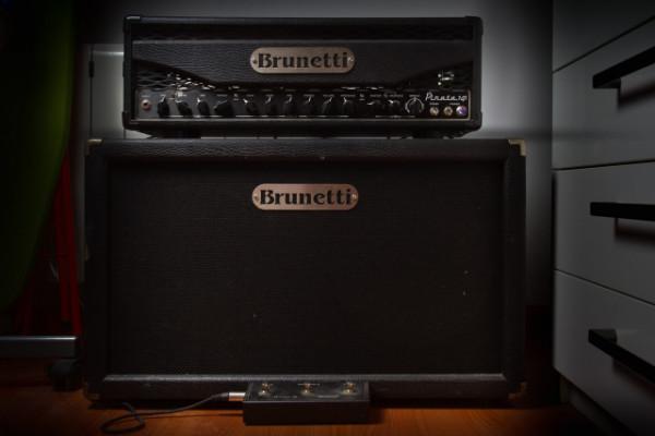 Brunetti Pirata 141 (Impact) + Pantalla Brunetti Dual Cab