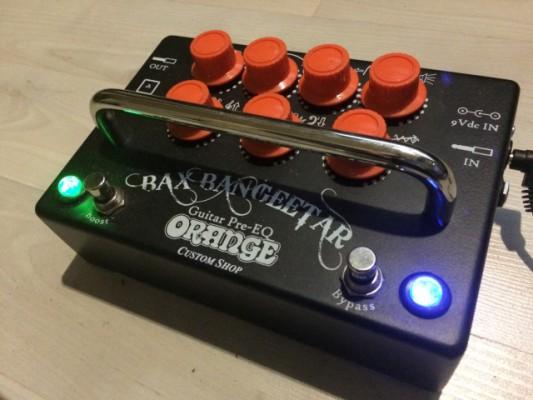 Orange Bax Bangeetar como nuevo