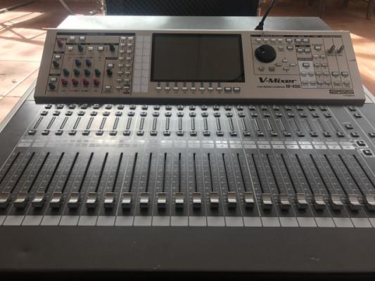 MESA SONIDO ROLAND  M-400 V-Mixer