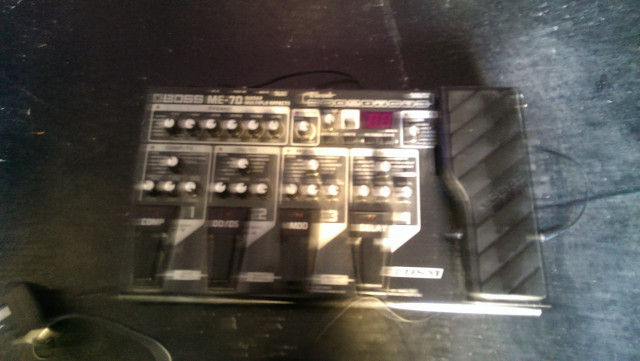 Boss Multi Effects Pedal