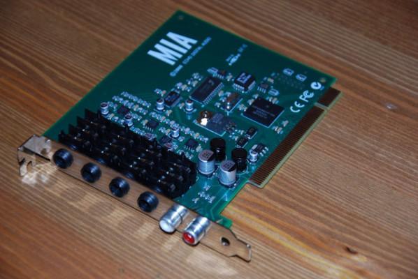 o cambio: ECHO MIA - PCI tarjeta - 24/96 grabacion