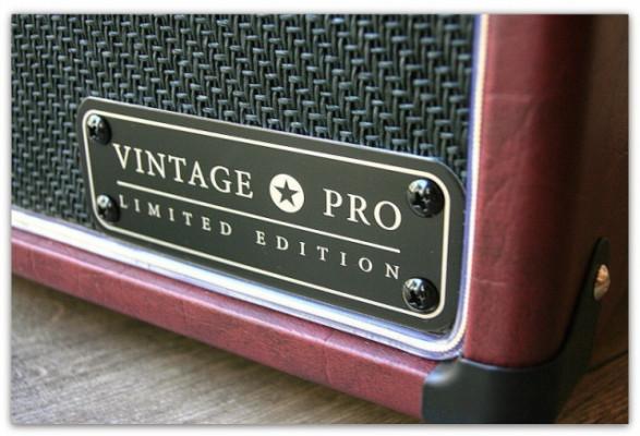 Blackstar Vintage PRO LIMITED EDITION HT 40