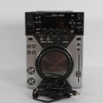 Lector PIONEEER CDJ-400 de segunda mano E313966
