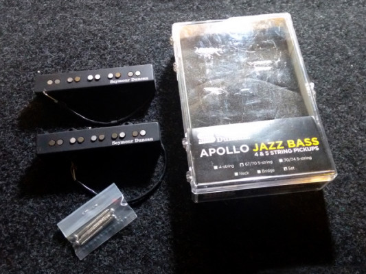 Set SEYMOUR DUNCAN Apollo 67/70 Jazz Bass 5