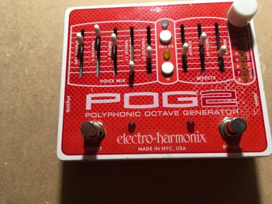 Pog 2 Electro Harmonix. RESERVADO.