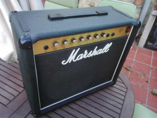 MARSHALL 5203 MASTER REVERB 30 (mueble grande)- 30w.- 1x12- 1988.