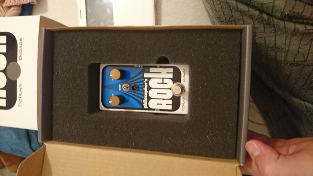 JHS The AT , mxr-evh-5150e, movall minotaur, pigtronix philo'rock