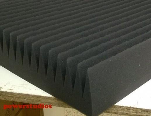 """Oferta promoción -8 súper Paneles Acústicos- trianguakustick 100x50x 10cm, 4m² Nuevos """" en Stock ! envío incluido"""