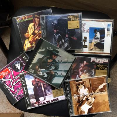 o Vendo packs de CDs Blues y Jazz