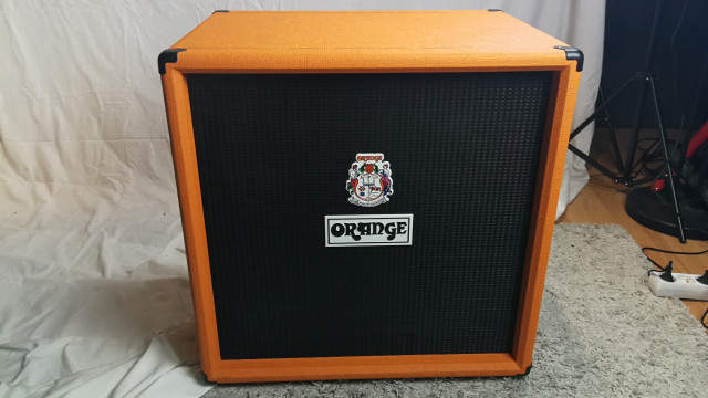 Bafle de bajo Orange OBC410