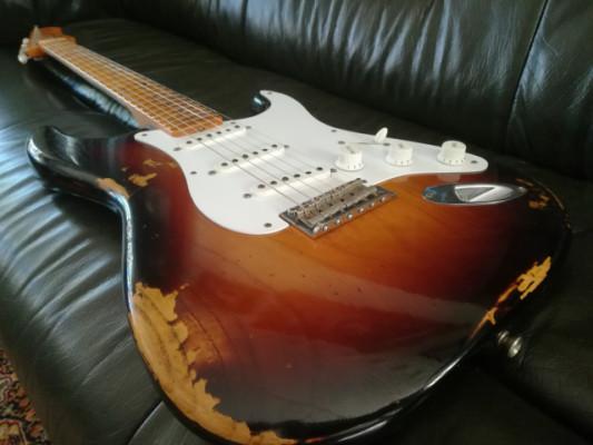 Fender Stratocaster 1954 Relic 60th Anniv