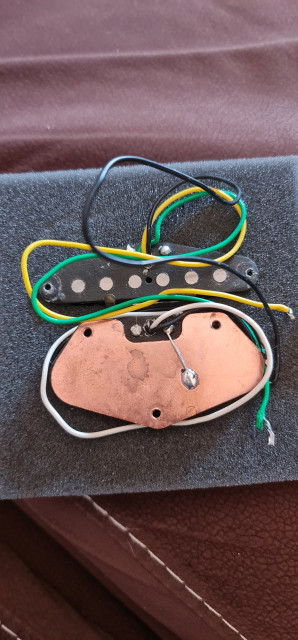 Pastillas custom shop baja telecaster. REBAJADAS