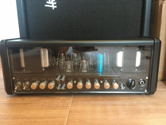 Amplificador Cabezal Hugues&Kettner Grandmeister Deluxe 40
