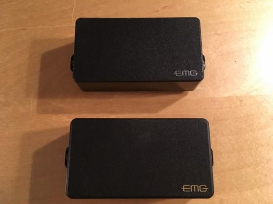 kit pastillas EMG 81y 85 - Solderless