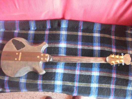 Guitarra eléctrica modelo Bardo de TORO