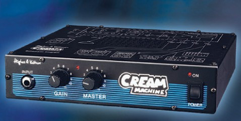 Hughes and kettner Cream Machine