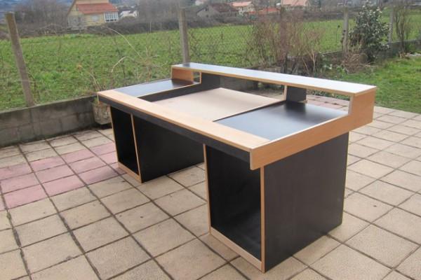 Fabrico muebles para c 24 y control 24 digiddesign