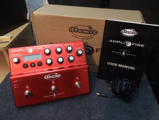 Atomic amplifire !!!VENDIDO!!!