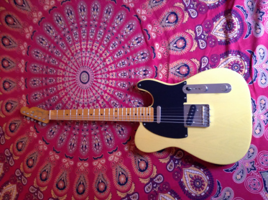 Reservada!!! Fender Telecaster 52 Made in Japan 1985/86