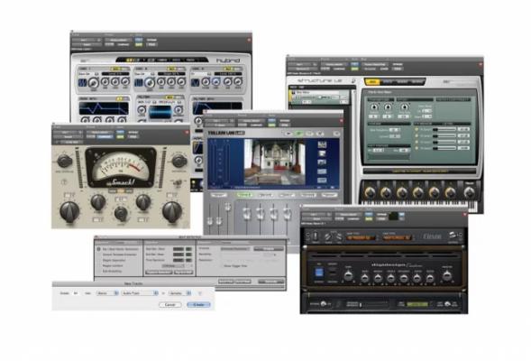 Music Production Toolkit 2 para Pro Tools Le y M-Powered hasta la versión 9
