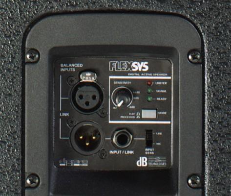 2 dB Technologies F12 BK