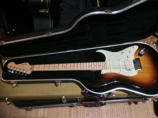 Fender stratocaster american deluxe 2007