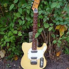 Guitarra Eléctrica EGMOND 1960 ORIGINAL