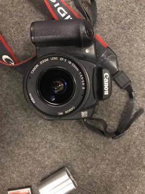 Vendo Canon eos20d reflex-digital