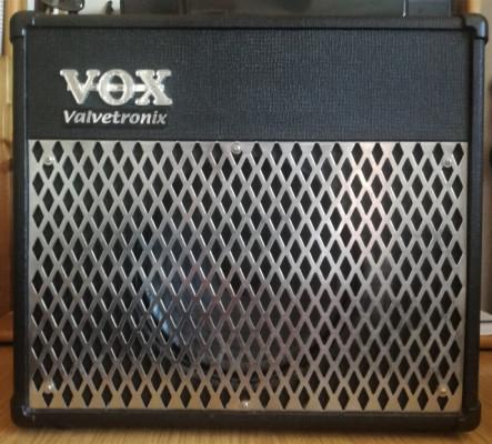 """VOX ADVT-30 (modificado) Convertible a cabinet 1x10"""" Celestion G10 Vintage"""