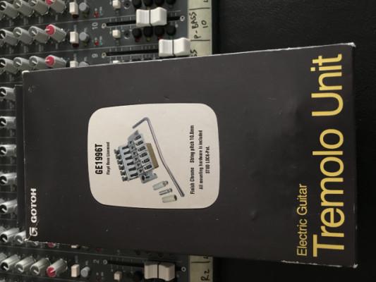 Floyd Rose Licencia Gotoh GE1996T Tremolo Unit