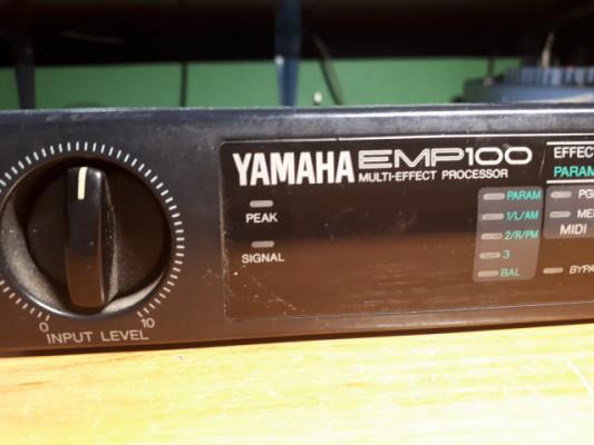 Multiefectos Yamaha EMP-100