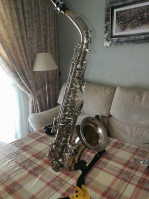 """Saxofón Alto Keilwerth """"ToneKing"""""""