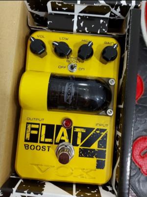 VOX FLAT4 pedal