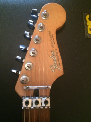 Fender Strato  MiM Richie Sambora