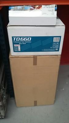 """Ampli de bajo EBS TD660 + pantalla EBS proline 15"""""""