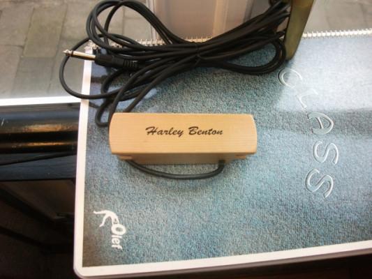 Pastilla de boca para acústica Harley Benton